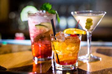 ソフトドリンク+アルコール飲み放題の写真